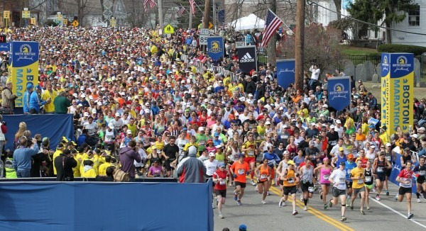 boston marathon 11