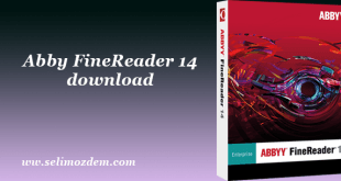 ABBYY FineReader 14 Full TR Enterprise Corporate Edition İndir