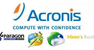Acronis 2k10 UltraPack Full indir