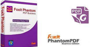Foxit PhantomPDF Business Full indir v9.7.0.29478